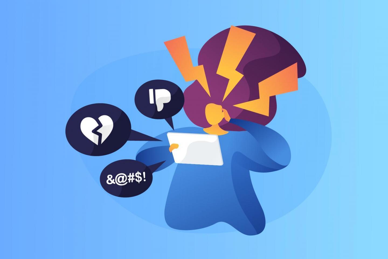 Cyberbullyingul, o metodă de hărțuire tot mai frecventă în pandemie