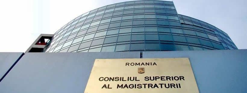 Consiliul Superior al Magistraturii are o nouă conducere